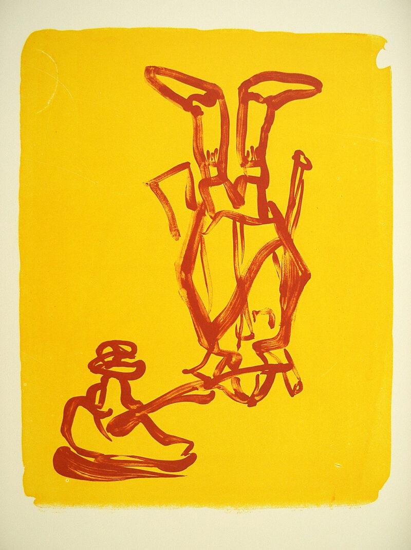 """Abbildung 1: """"HAT IN HAND (Variante 2)"""" von Claudia Shneider"""