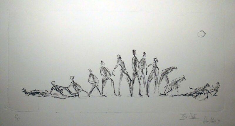 """Abbildung von """"Höhen und Tiefen"""""""