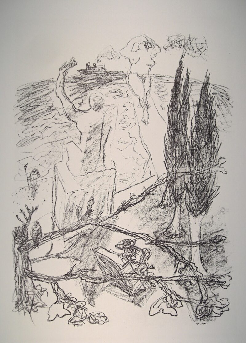 """Abbildung 1: """"(Winkende)"""" von Joachim John"""