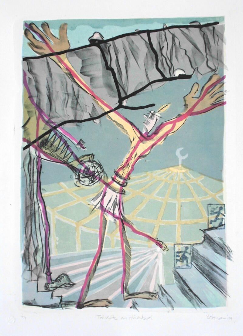 """Abbildung 1: """"Freischütz am Hindukusch"""" von Peter Dettmann"""
