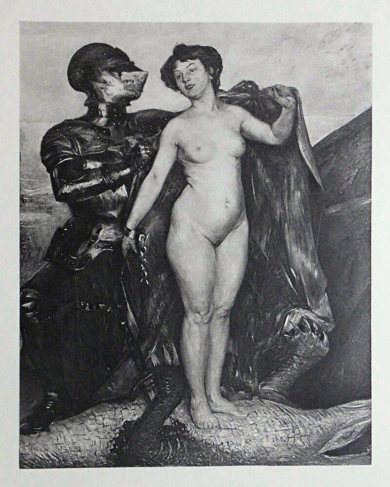 """Abbildung von """"Perseus und Andromeda"""""""