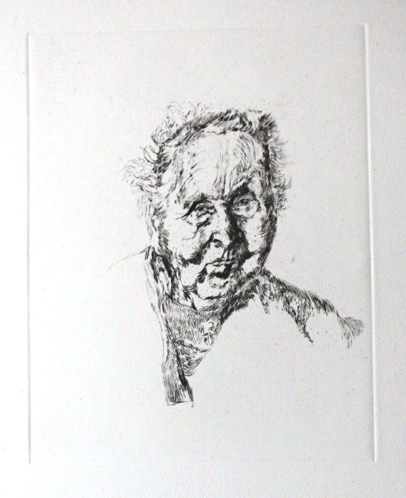 """Abbildung von """"(Porträt)"""""""