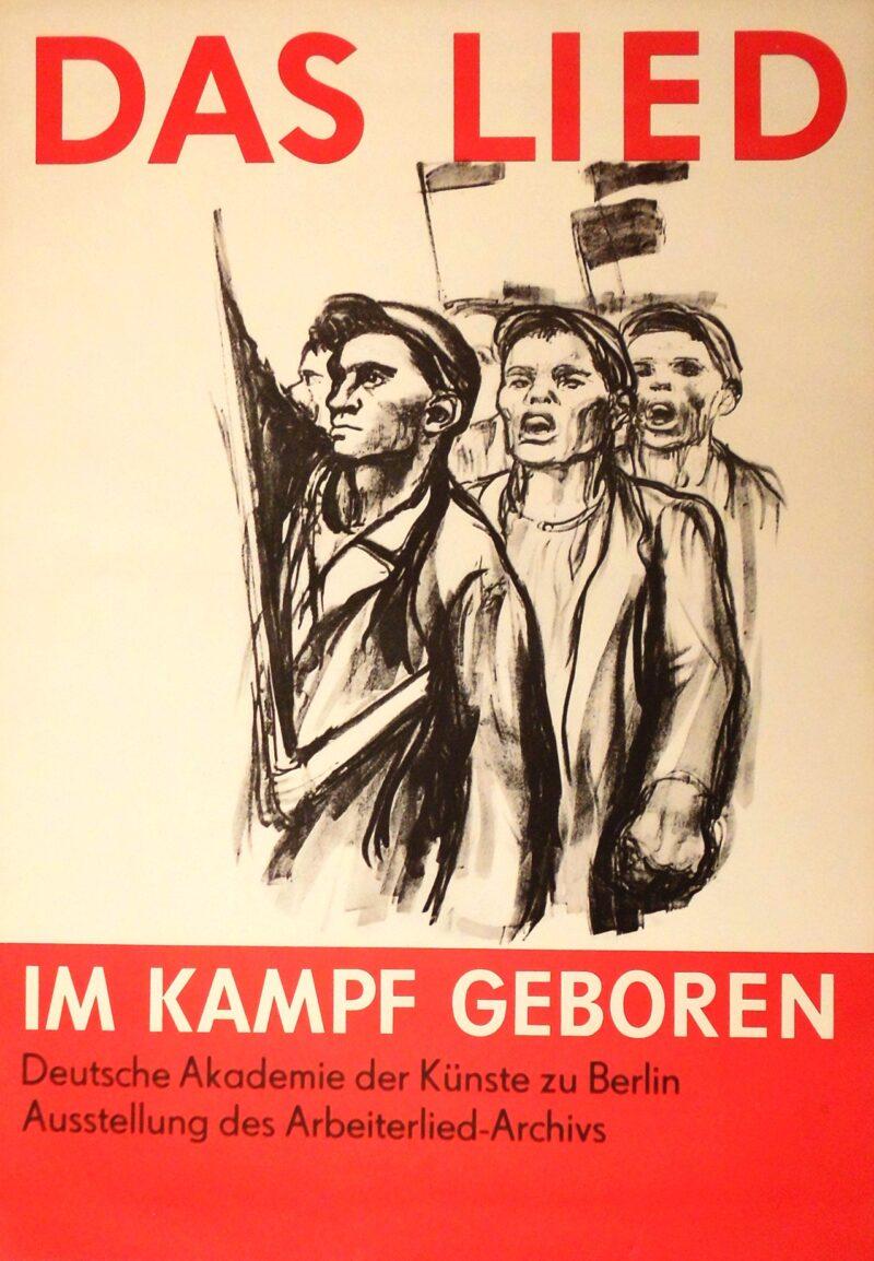 """Abbildung von """"Das Lied - Im Kampf geboren"""""""