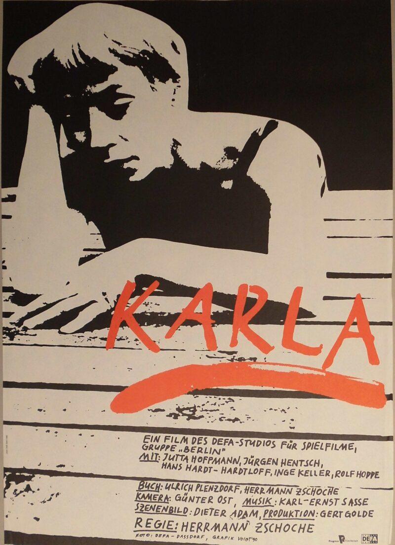 """Abbildung 1: """"Filmplakat: Karla"""" von Autor Unbekannt"""