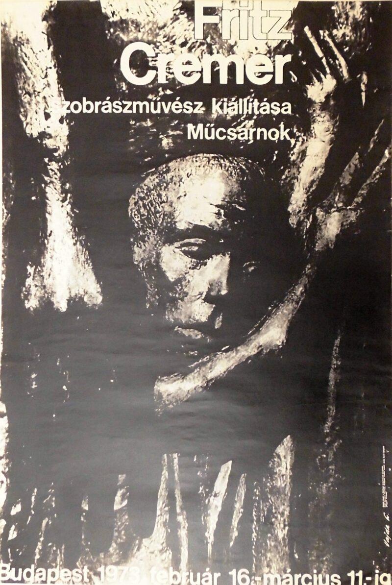 """Abbildung von """"Fritz Cremer in Budapest"""""""
