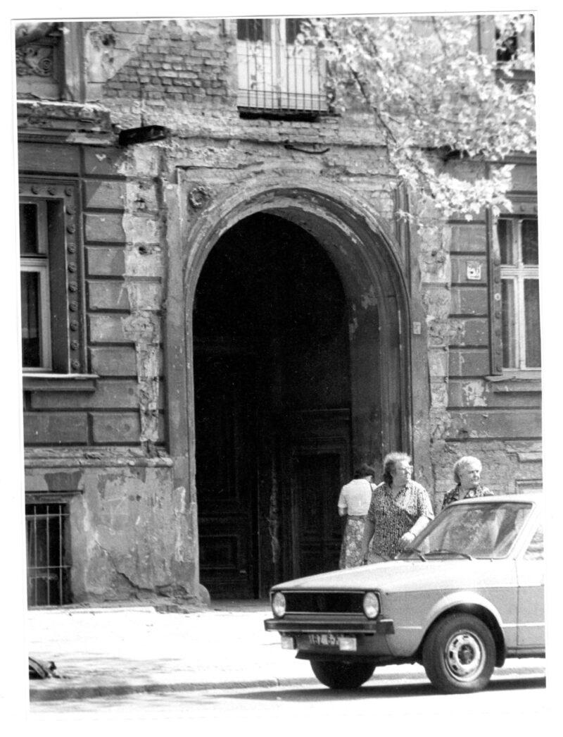 """Abbildung von """"Kollwitzplatz (2)"""""""
