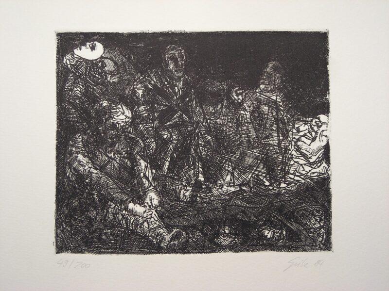 """Abbildung von """"Zu Bertold Brecht - An die Nachgeborenen"""""""