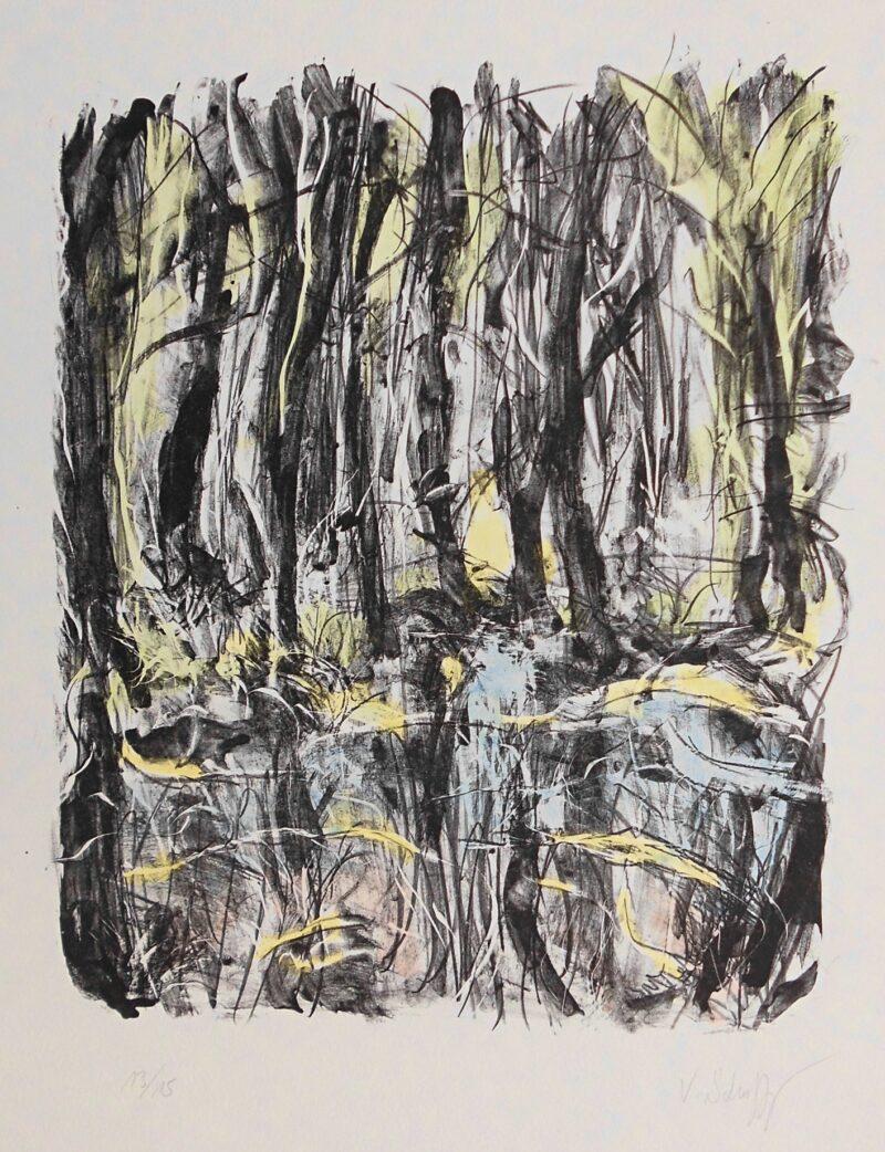 """Abbildung von """"Erlenwald (II)"""""""