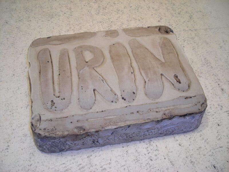 """Abbildung von """"URINstein (2)"""""""