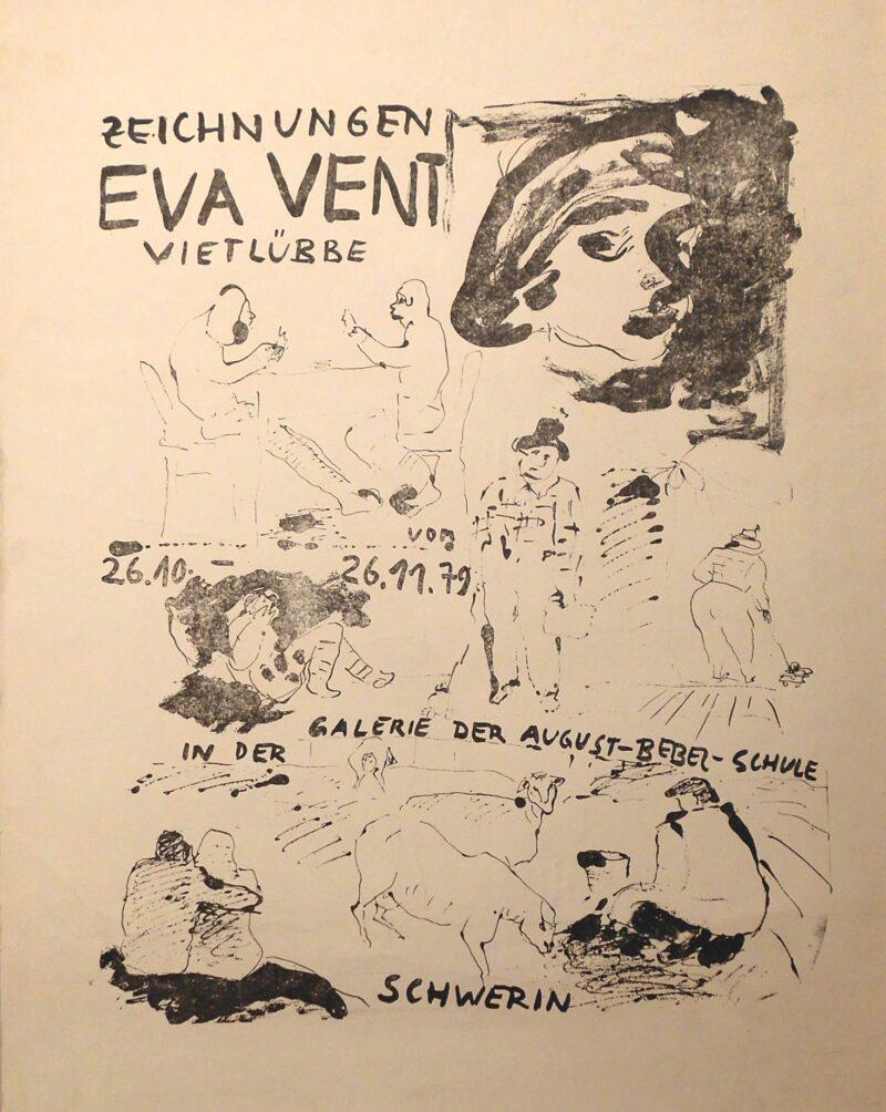 """Abbildung von """"Zeichnungen Eva Vent Vietlübbe"""""""