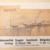 """""""Plakat zur Eröffnung der ständigen Ausstellung der Gedenkstätte Buchenwald"""" von Autor Unbekannt (Abbildung 2)"""