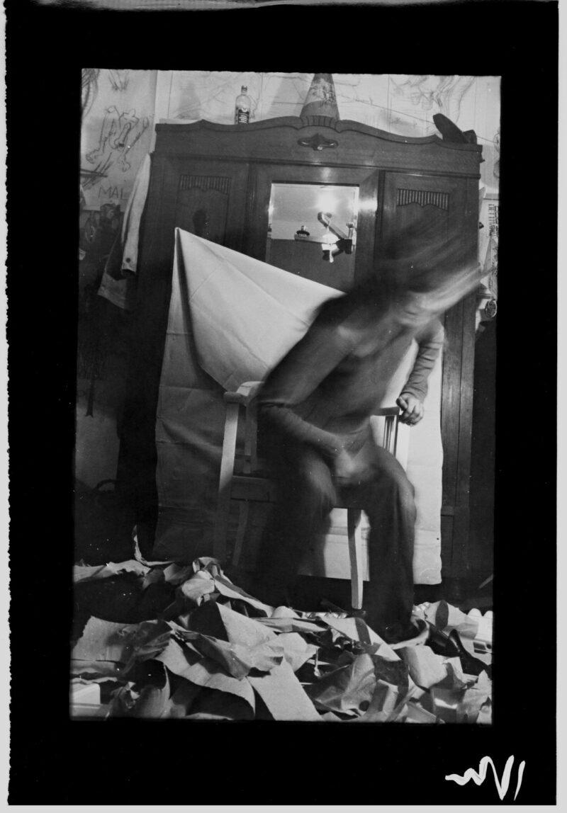 "Abbildung 1: ""Der Golem flieht"" von Peter Dettmann"