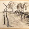 """""""(Landschaft)"""" von Volker Scharnefsky (Abbildung 2)"""