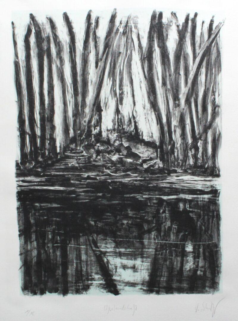 """Abbildung von """"Uferlandschaft"""""""