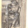 """""""Sitzende"""" von Peter Dettmann (Abbildung 2)"""