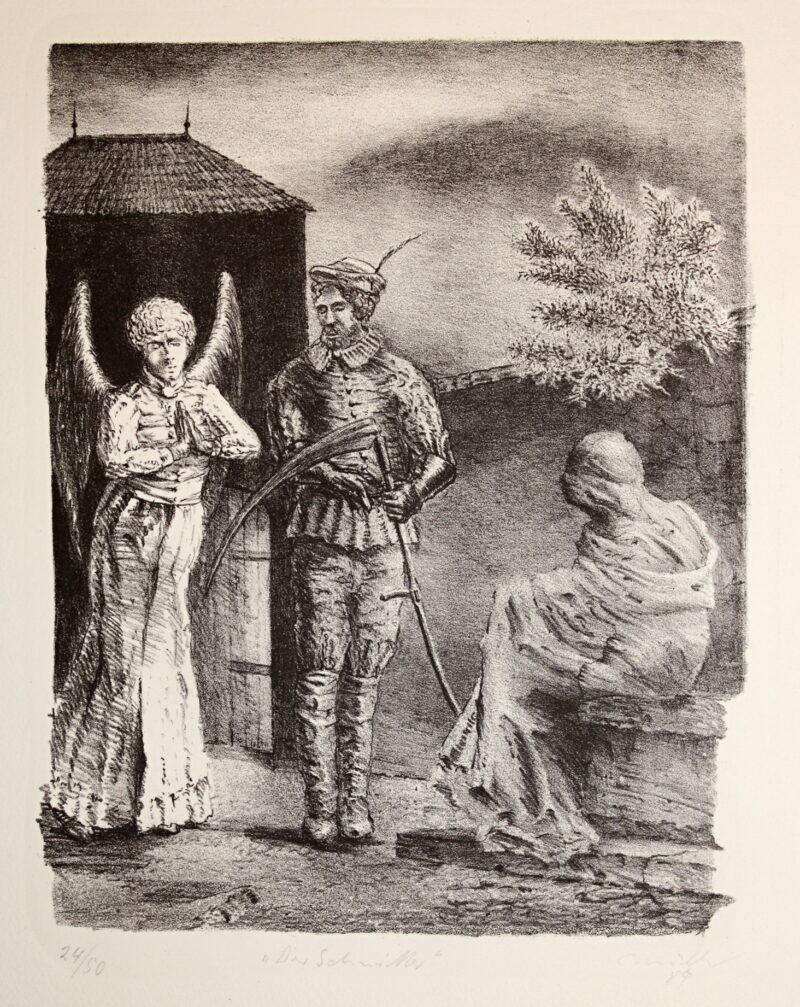 """Abbildung von """"Der Schnitter"""""""