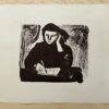 """""""Frau mit aufgestütztem Arm"""" von René Graetz (Abbildung 2)"""