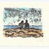 """Paar am Meer"" von Volker Scharnefsky (Abbildung 2)"