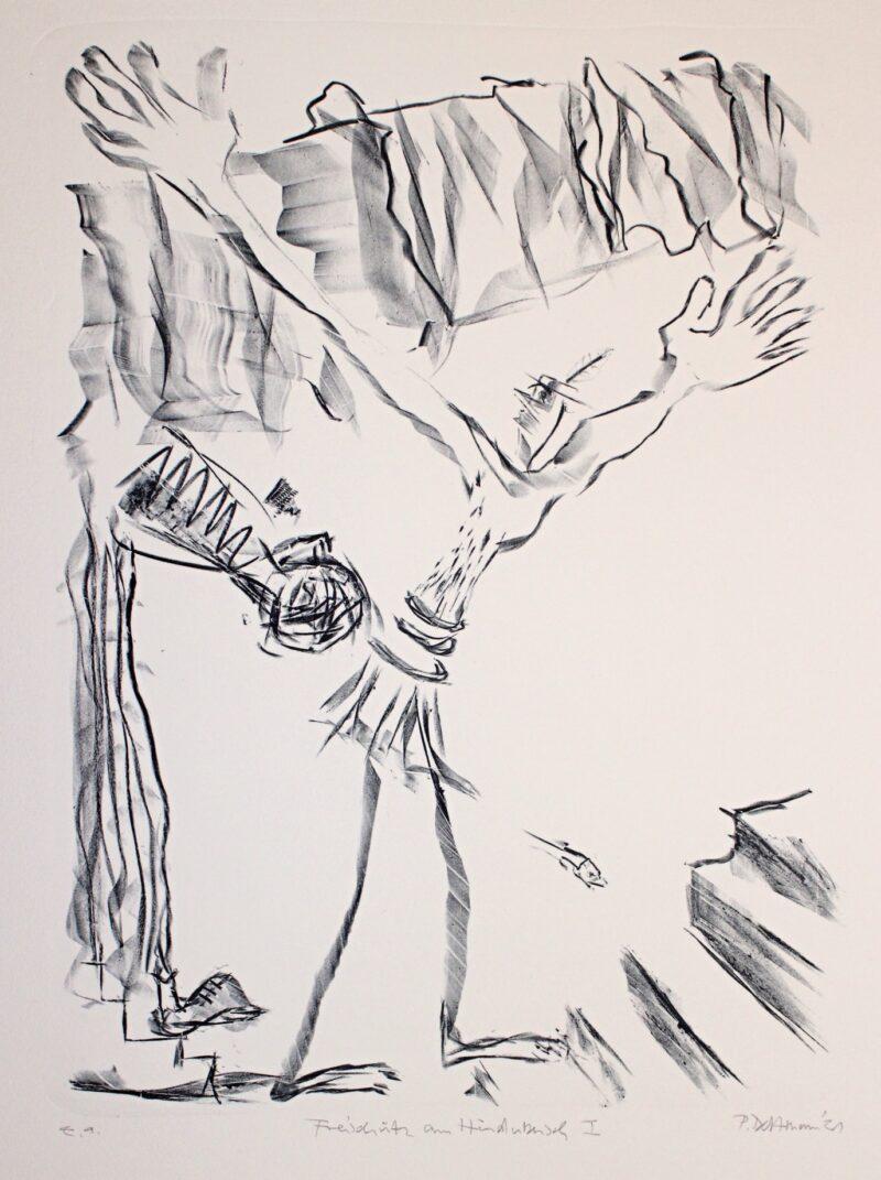 """Abbildung von """"Freischütz am Hindukusch I"""""""