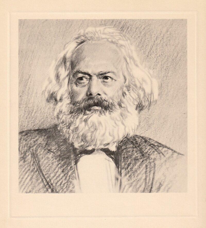 """Abbildung von """"Karl Marx"""""""