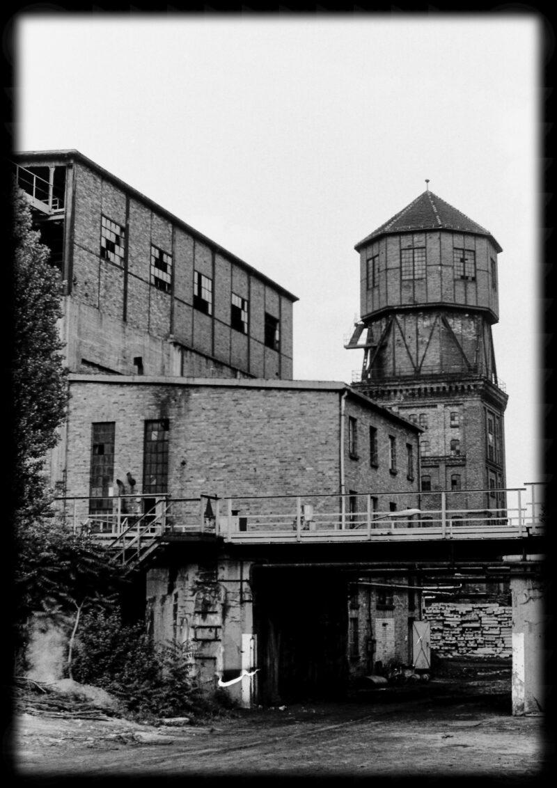 """Abbildung von """"Berlin, Gaswerk Dimitroffstraße III"""""""