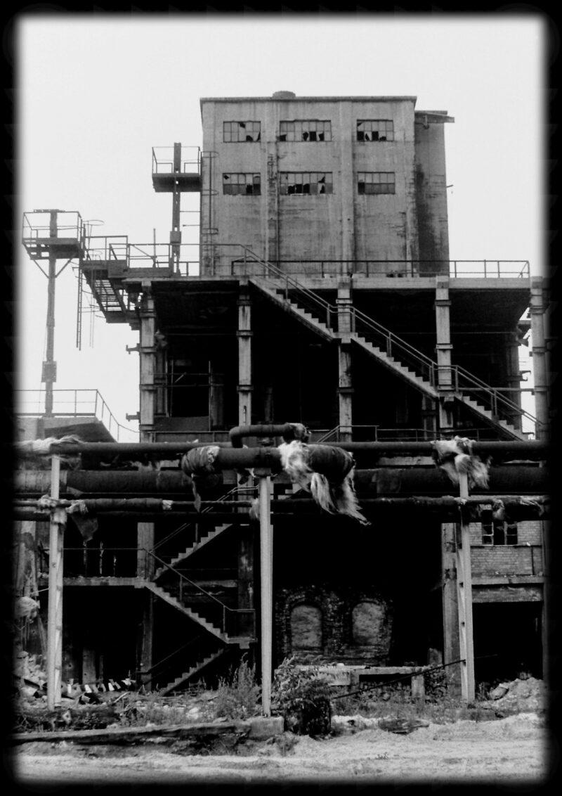 """Abbildung von """"Berlin, Gaswerk Dimitroffstraße I"""""""