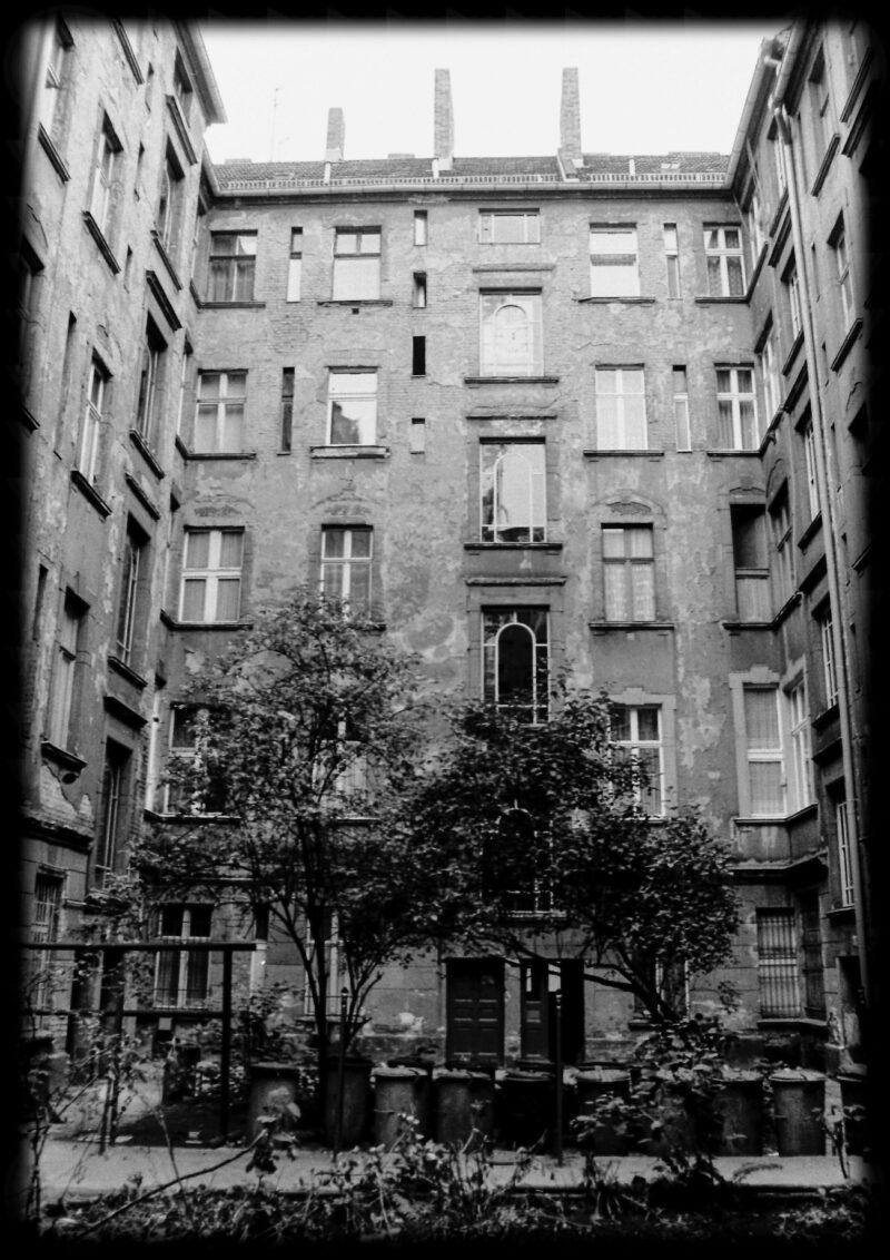 """Abbildung von """"Berliner Höfe X"""""""