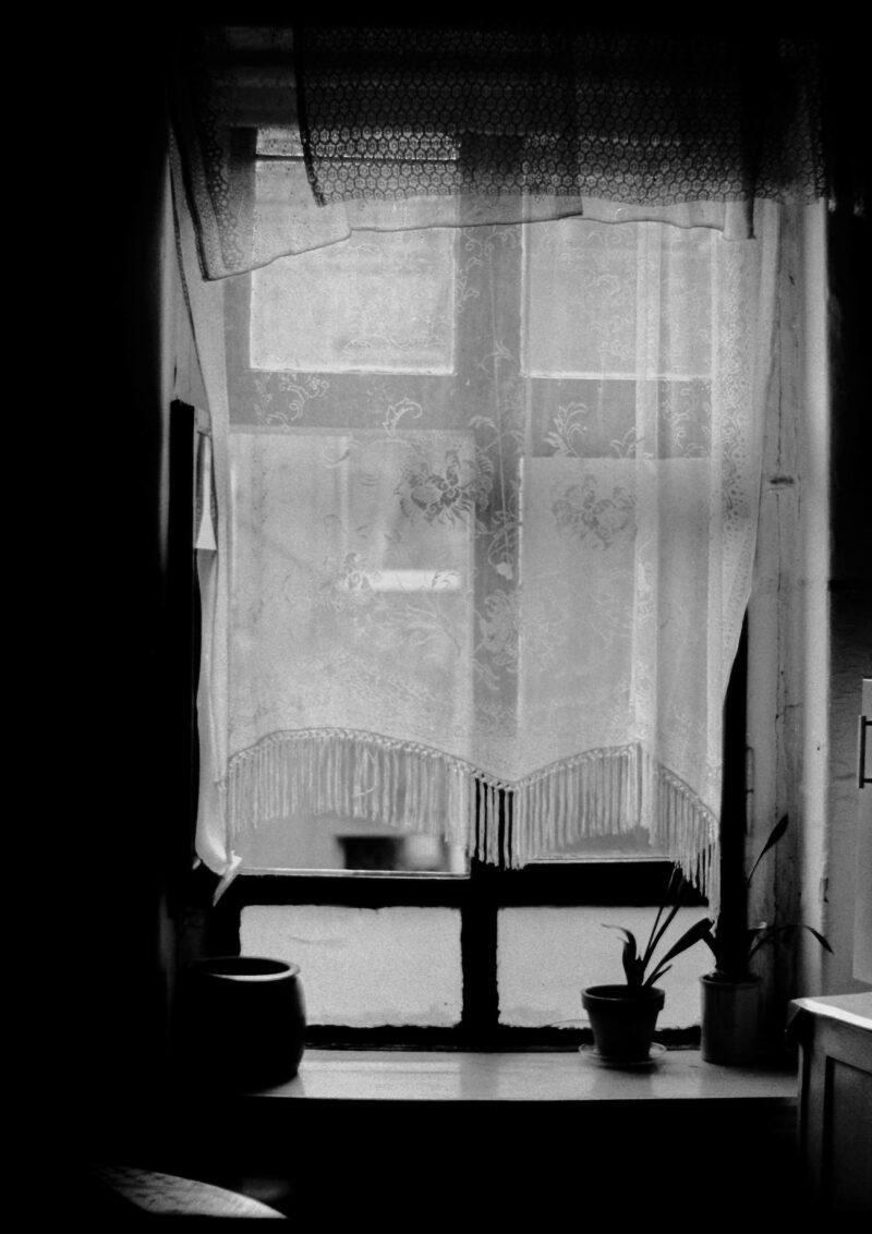 """Abbildung von """"Am Fenster (II)"""""""