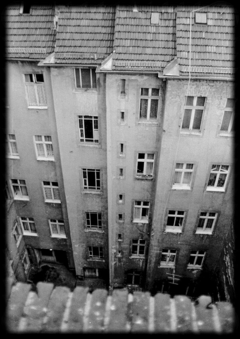 """Abbildung von """"Prenzlauer Berg, Über der Sonnenburger Straße (8)"""""""